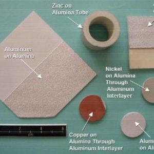 Coldspray - Exemples de dépôts